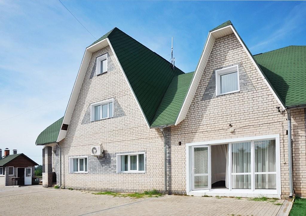 Зелёная крыша, база отдыха - №2