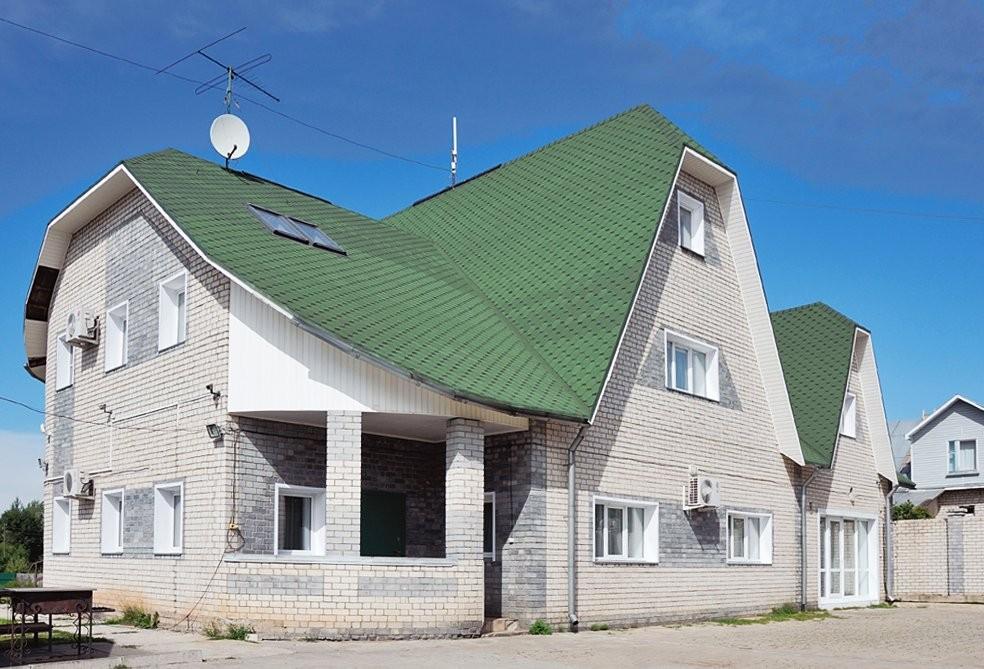 Зелёная крыша, база отдыха - №10