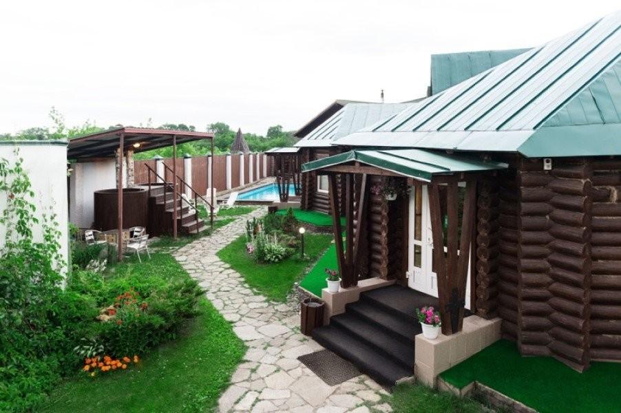 Усадьба Хлыновская, семейный оздоровительный центр - №2
