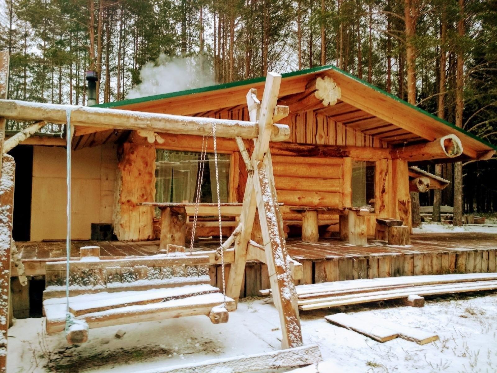 Ленивец, баня на дровах - №8