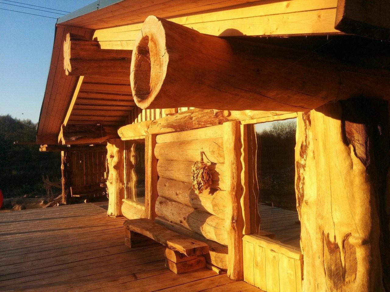Ленивец, баня на дровах - №18