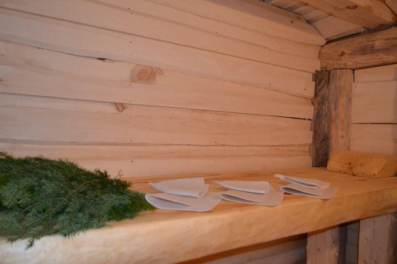 Ленивец, баня на дровах - №22