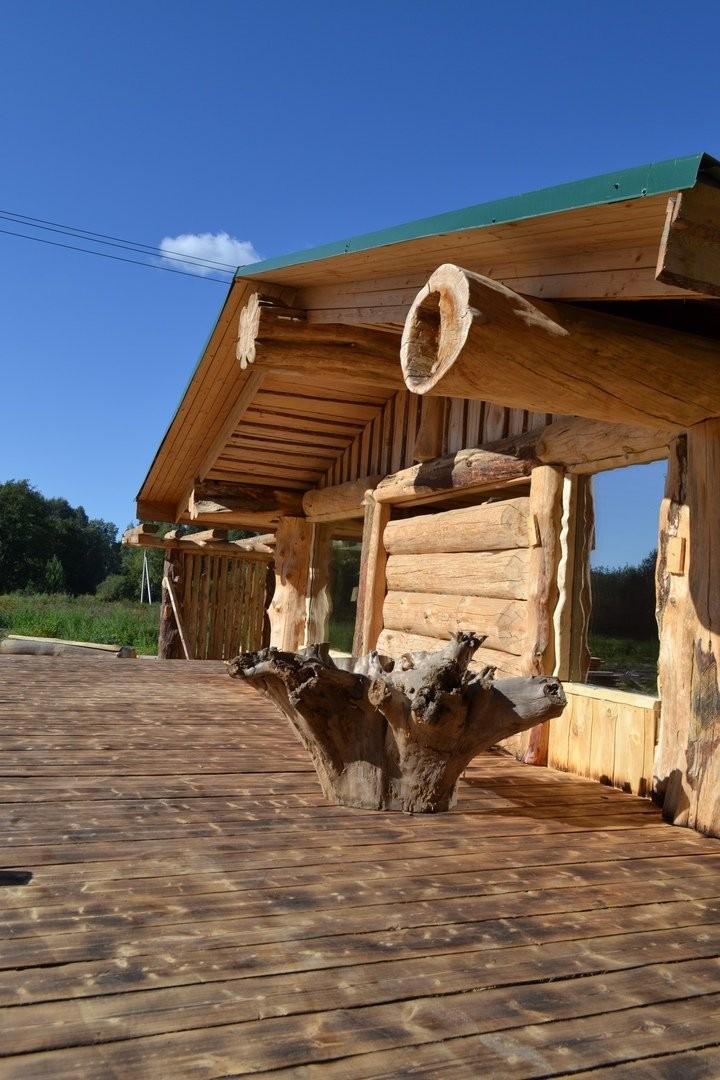 Ленивец, баня на дровах - №23