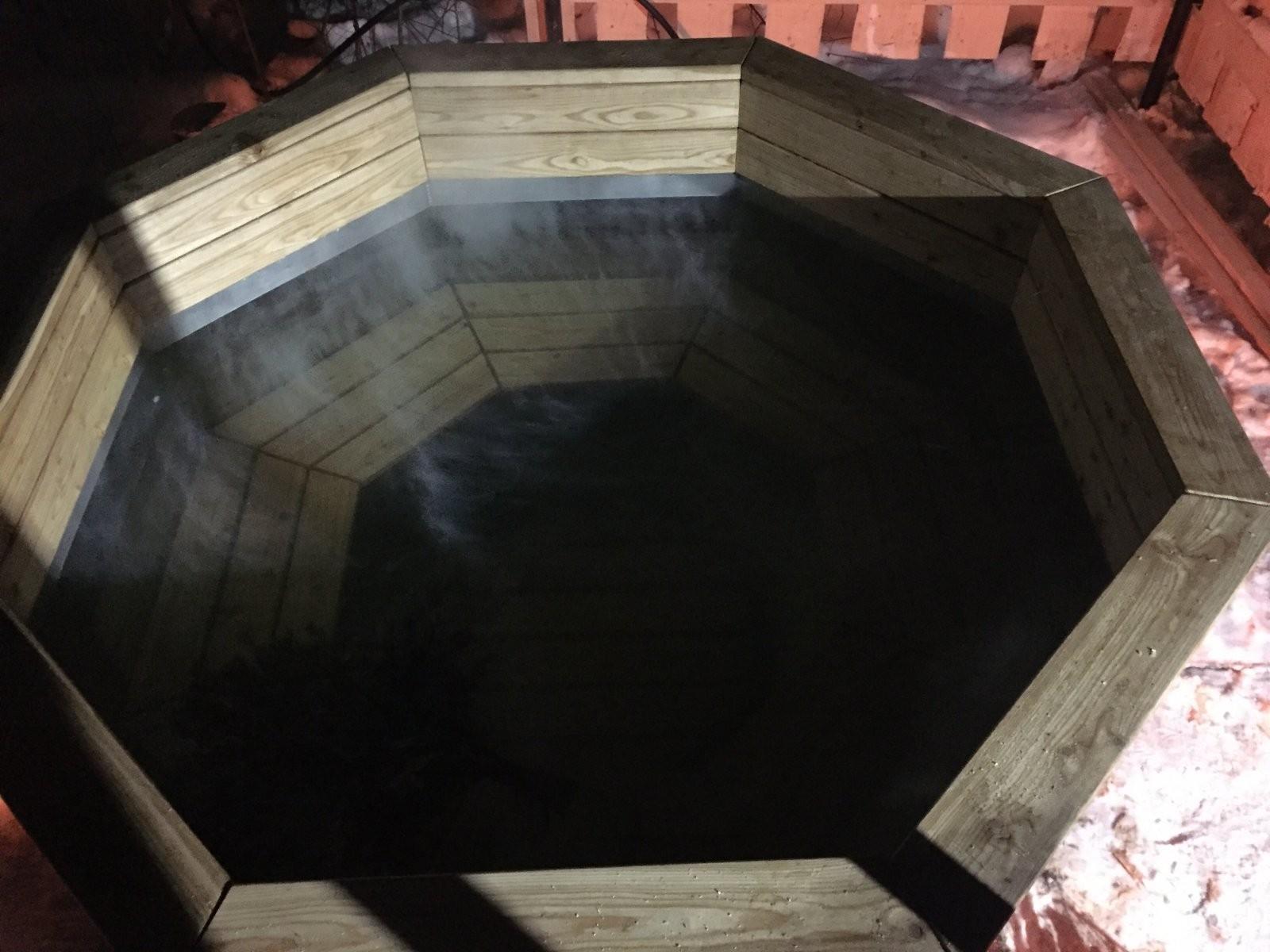 """Баня на дровах """"FullHouse"""" - №1"""