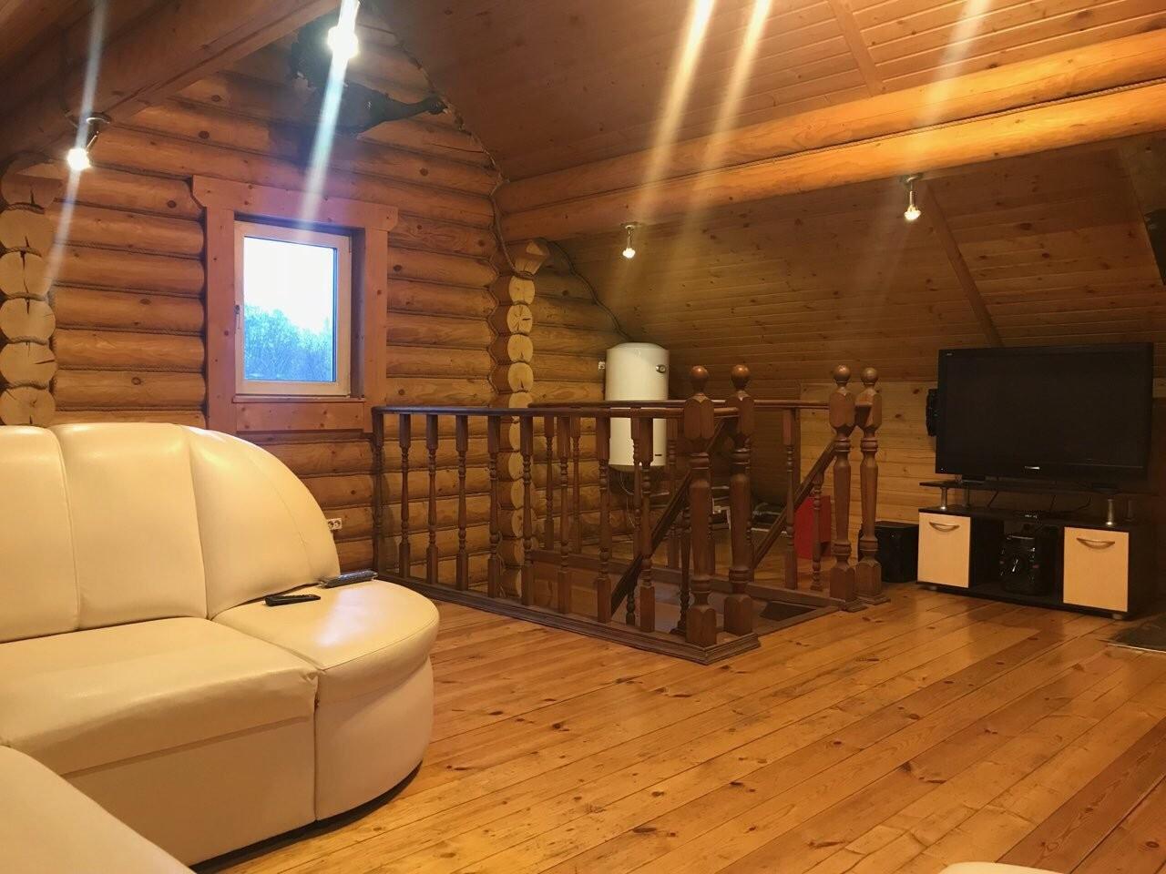 """Баня на дровах """"FullHouse"""" - №6"""