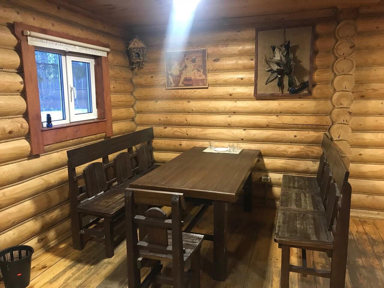 """Баня на дровах """"FullHouse"""" - №7"""