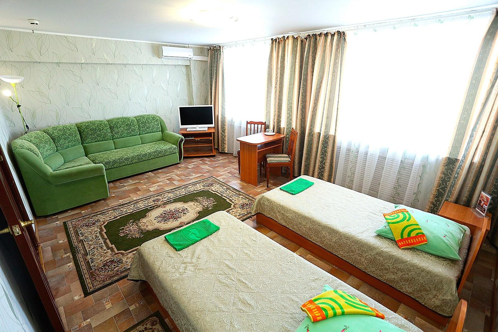 Родина, гостиница - №1