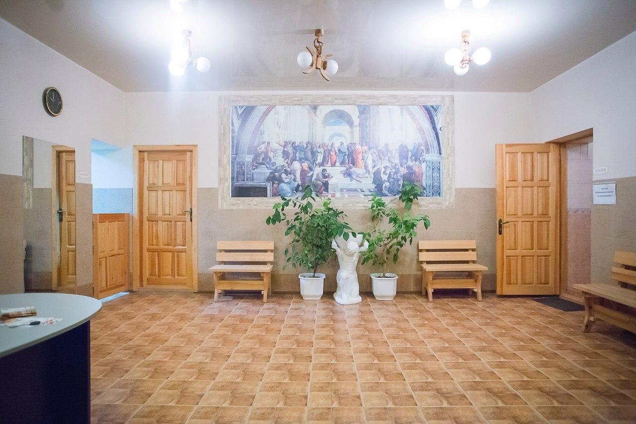 Шихово, банно-оздоровительный комплекс - №16