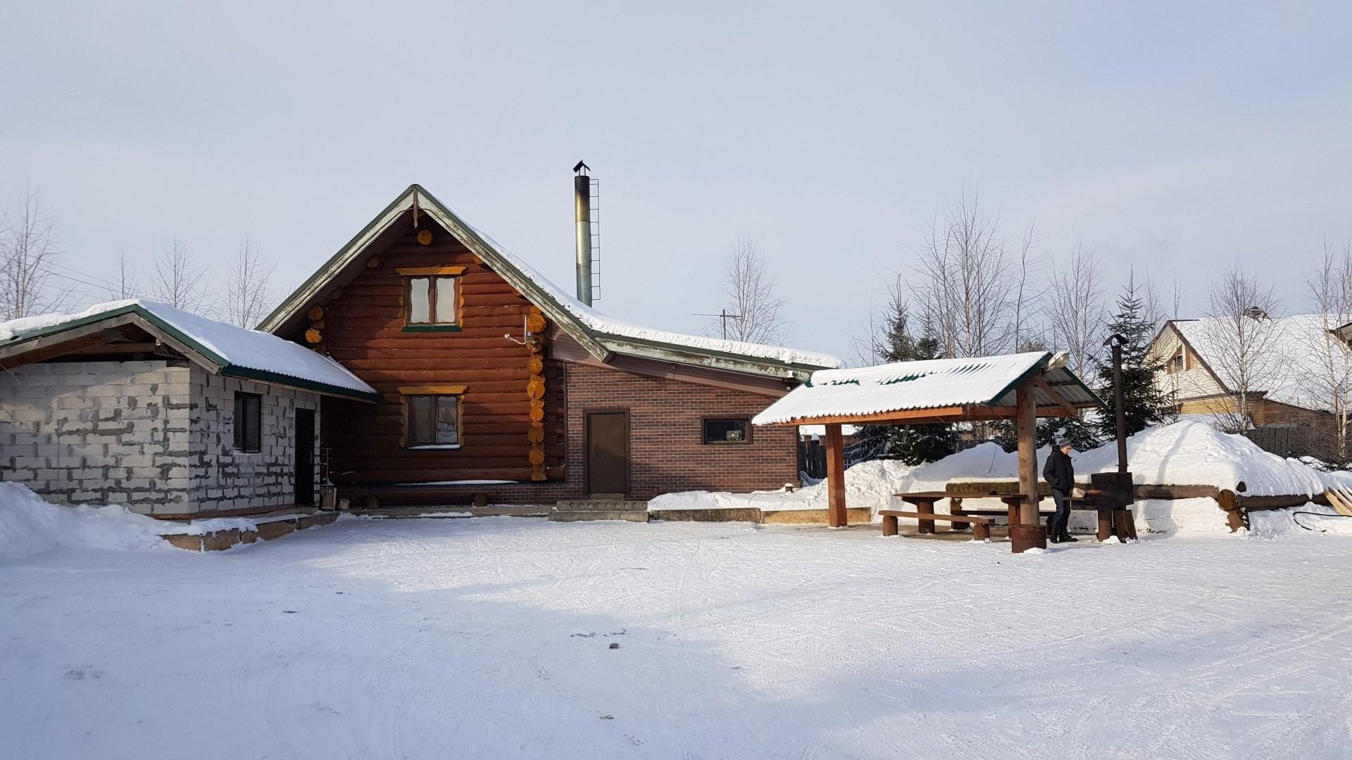 Баня на дровах - №2